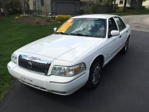 2010 Mercury Grand Marquis for sale at Stuart's Cars in Cincinnati OH