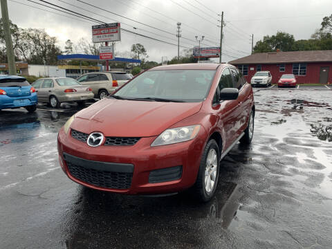 2007 Mazda CX-7 for sale at Sam's Motor Group in Jacksonville FL