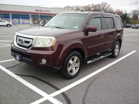 2010 Honda Pilot for sale at B&B Auto LLC in Union NJ