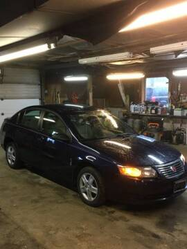 2007 Saturn Ion for sale at Lavictoire Auto Sales in West Rutland VT