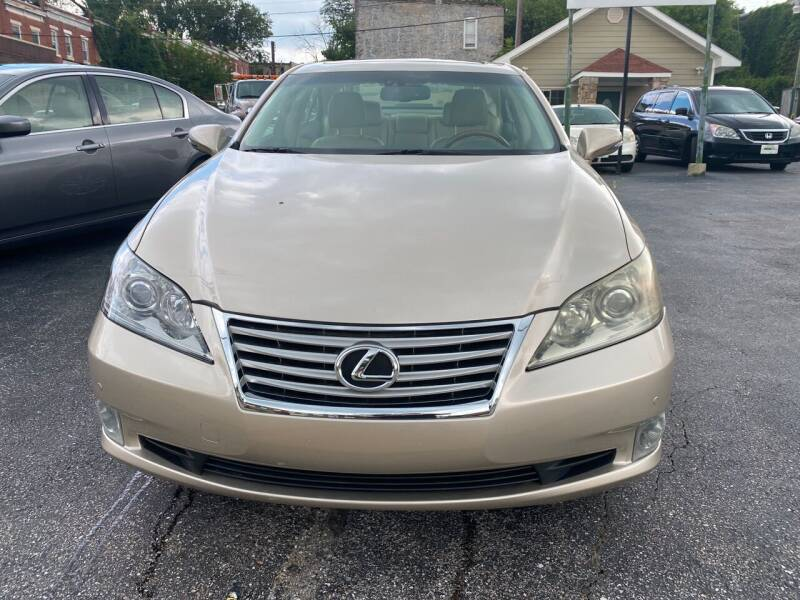 2012 Lexus ES 350 for sale at Murrays Used Cars in Baltimore MD