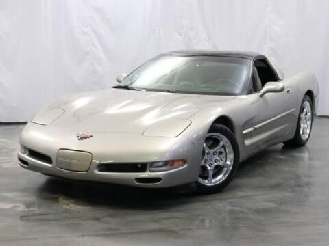 2001 Chevrolet Corvette for sale at United Auto Exchange in Addison IL