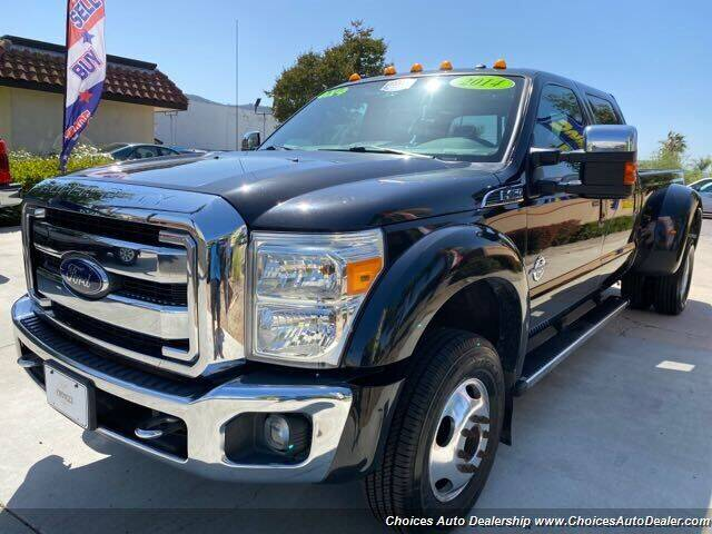 2014 Ford F-450 Super Duty for sale in Temecula, CA