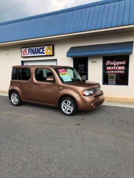2011 Nissan cube for sale at BRIDGEPORT MOTORS in Morganton NC