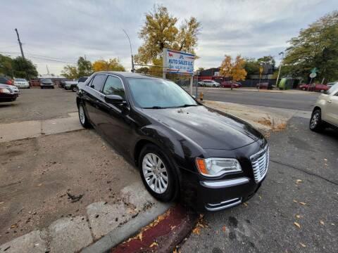 2013 Chrysler 300 for sale at JPL Auto Sales LLC in Denver CO