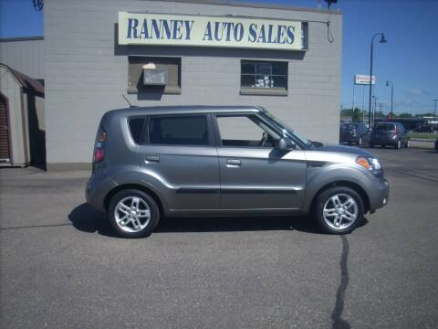 2010 Kia Soul for sale at Ranney's Auto Sales in Eau Claire WI