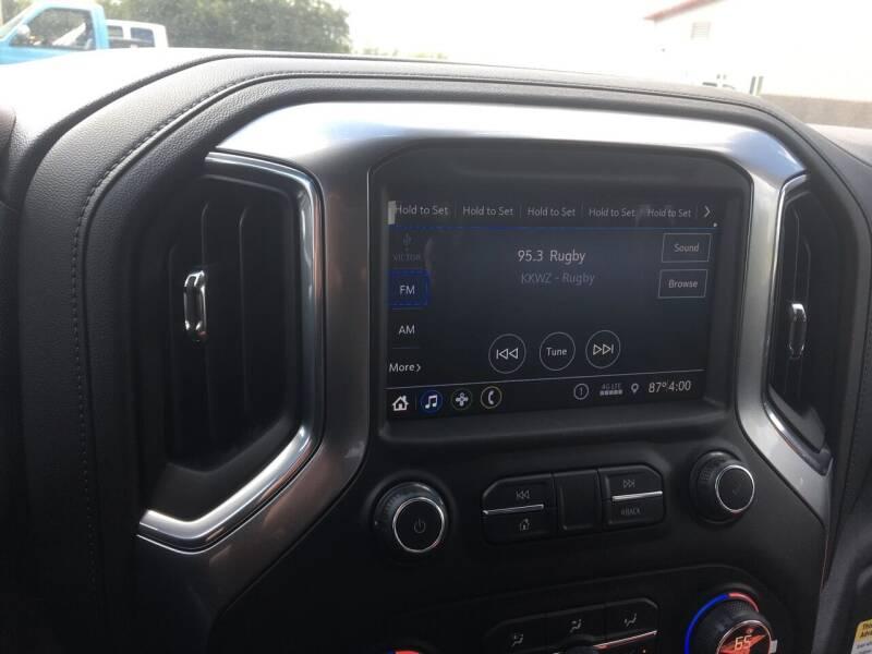 2020 Chevrolet Silverado 1500 4x4 LT 4dr Crew Cab 5.8 ft. SB - Rugby ND