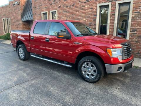 2011 Ford F-150 for sale at Riverview Auto Brokers in Des Plaines IL