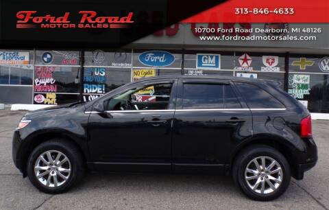 2013 Ford Edge for sale at Ford Road Motor Sales in Dearborn MI