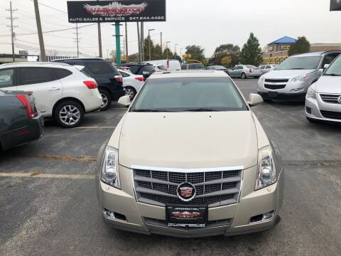 2009 Cadillac CTS for sale at Washington Auto Group in Waukegan IL