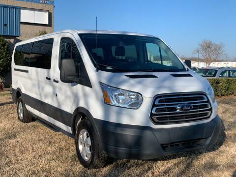 2018 Ford Transit Passenger for sale at Essen Motor Company, Inc in Lebanon TN
