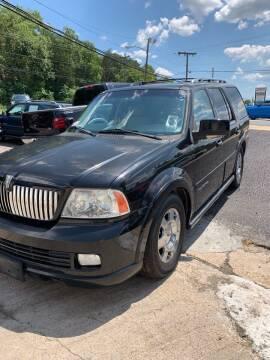 2005 Lincoln Navigator for sale at Delong Motors in Fredericksburg VA