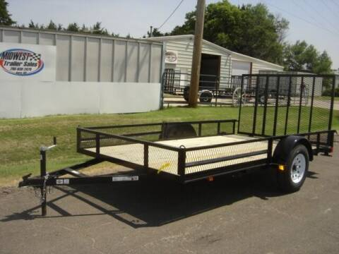 2021 CARRY ON 7 X 12 GWRS for sale at Midwest Trailer Sales & Service in Agra KS
