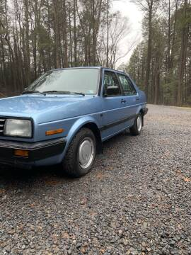 1989 Volkswagen Jetta for sale at JM Auto Sales in Shenandoah PA