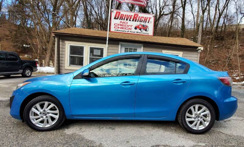 2010 Mazda MAZDA3 for sale at DriveRight Autos South York in York PA