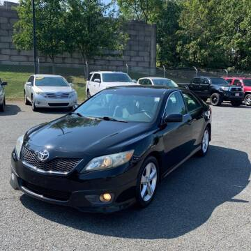 2011 Toyota Camry for sale at GET N GO USED AUTO & REPAIR LLC in Martinsburg WV