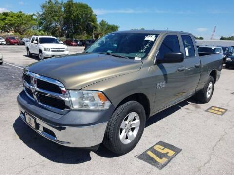 2013 RAM Ram Pickup 1500 for sale at Bargain Auto Sales in West Palm Beach FL