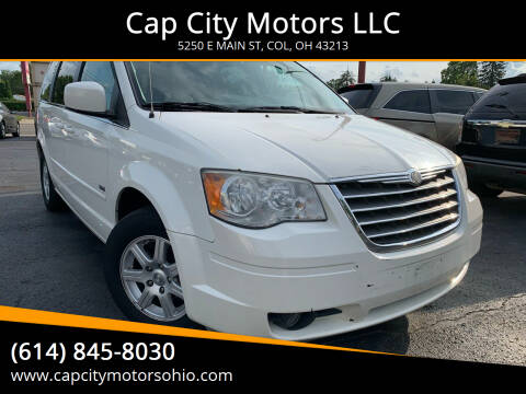 2008 Chrysler Town and Country for sale at Cap City Motors LLC in Columbus OH