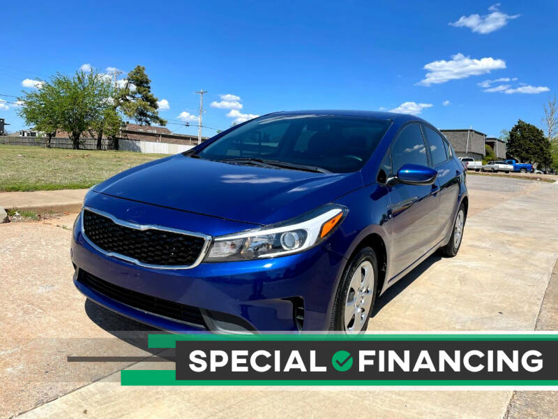 2017 Kia Forte for sale at Automay Car Sales in Oklahoma City OK