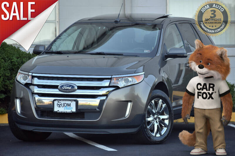 2013 Ford Edge for sale at JDM Auto in Fredericksburg VA