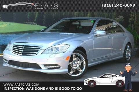 2011 Mercedes-Benz S-Class for sale at Best Car Buy in Glendale CA