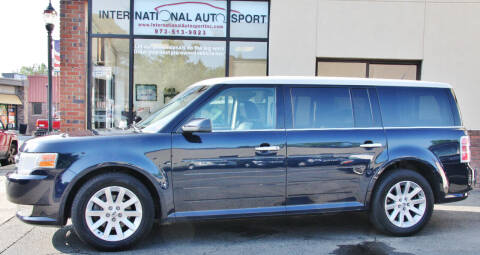 2009 Ford Flex for sale at INTERNATIONAL AUTOSPORT INC in Pompton Lakes NJ