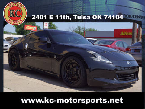 2009 Nissan 370Z for sale at KC MOTORSPORTS in Tulsa OK