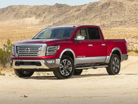 2021 Nissan Titan for sale at Ken Ganley Nissan in Medina OH