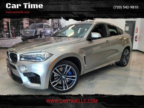 2016 BMW X6 M for sale at Car Time in Denver CO