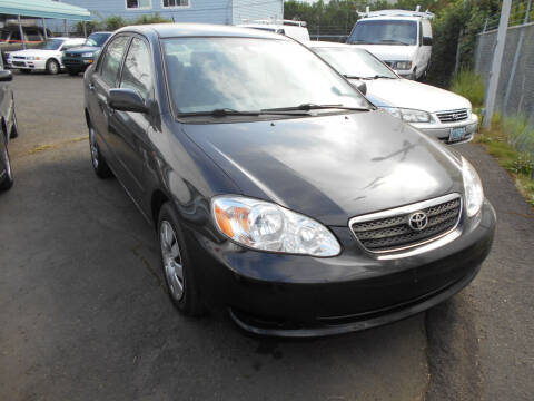 2006 Toyota Corolla for sale at Family Auto Network in Portland OR