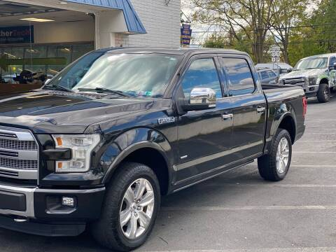 2015 Ford F-150 for sale at Ginters Auto Sales in Camp Hill PA