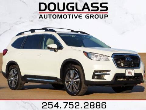 2020 Subaru Ascent for sale at Douglass Automotive Group in Central Texas TX