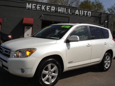2008 Toyota RAV4 for sale at Meeker Hill Auto Sales in Germantown WI