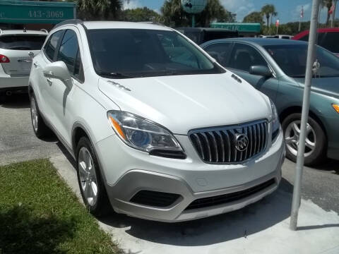 2015 Buick Encore for sale at PJ's Auto World Inc in Clearwater FL