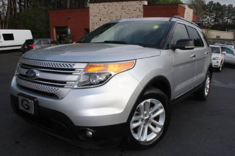 2011 Ford Explorer for sale at Atlanta Unique Auto Sales in Norcross GA