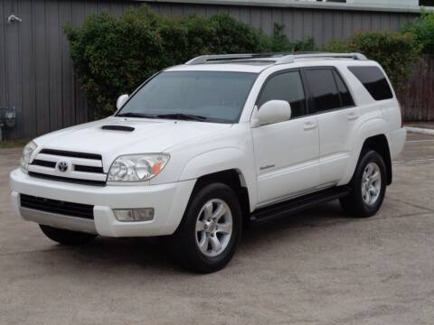 2004 Toyota 4Runner for sale at Auto Starlight in Dallas TX