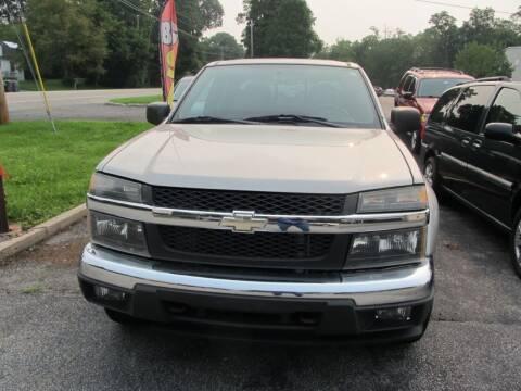 2005 Chevrolet Colorado for sale at Mid - Way Auto Sales INC in Montgomery NY