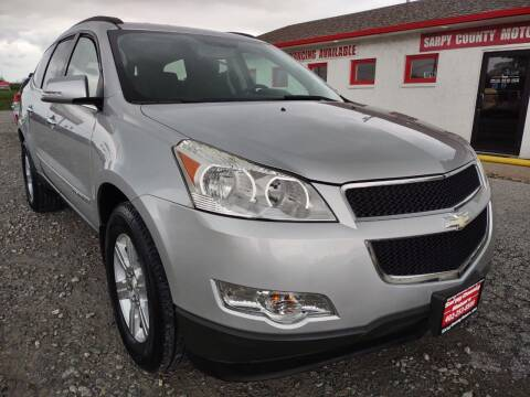 2010 Chevrolet Traverse for sale at Sarpy County Motors in Springfield NE
