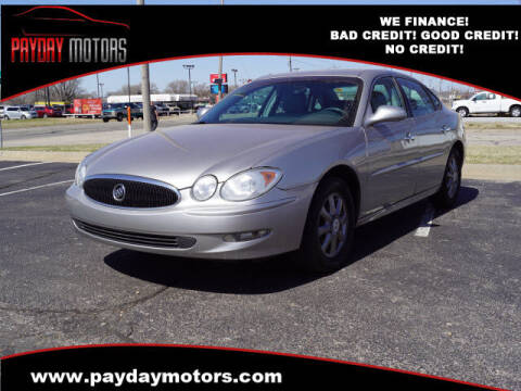 2007 Buick LaCrosse for sale at Payday Motors in Wichita And Topeka KS