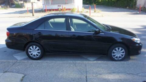 2005 Toyota Camry for sale at GM Automotive Group in Philadelphia PA