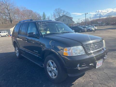 2005 Ford Explorer for sale at Irving Auto Sales in Whitman MA