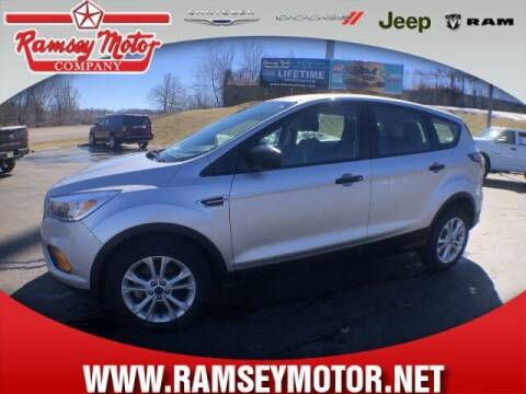 2017 Ford Escape for sale at RAMSEY MOTOR CO in Harrison AR
