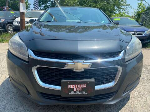 2014 Chevrolet Malibu for sale at Best Cars R Us in Plainfield NJ