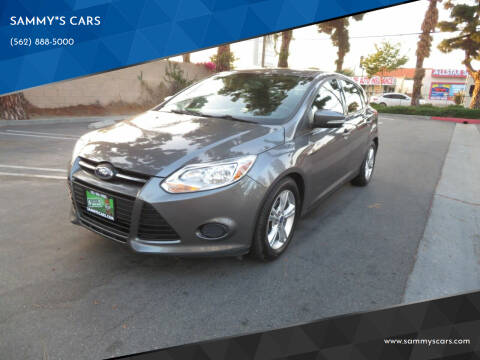 "2014 Ford Focus for sale at SAMMY""S CARS in Bellflower CA"