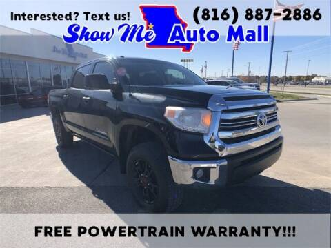 2016 Toyota Tundra for sale at Show Me Auto Mall in Harrisonville MO