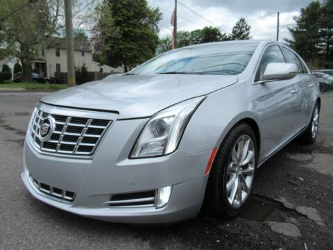 2013 Cadillac XTS for sale at PRESTIGE IMPORT AUTO SALES in Morrisville PA
