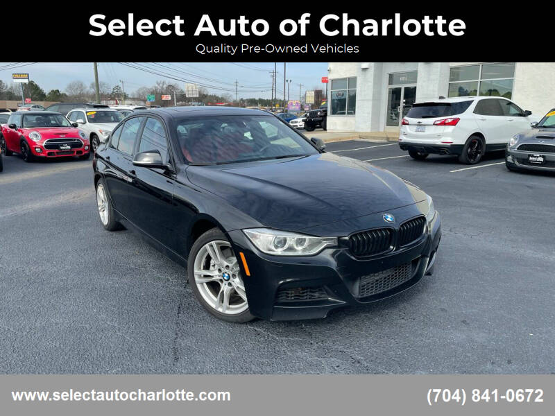 2014 BMW 3 Series for sale at Select Auto of Charlotte in Matthews NC