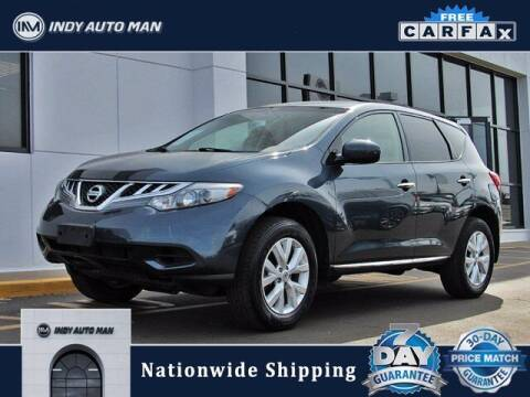 2014 Nissan Murano for sale at INDY AUTO MAN in Indianapolis IN