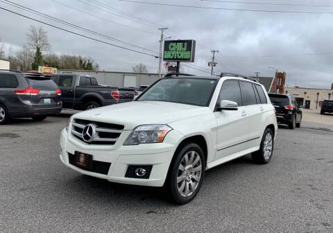 2011 Mercedes-Benz GLK for sale at CHILI MOTORS in Mayfield KY