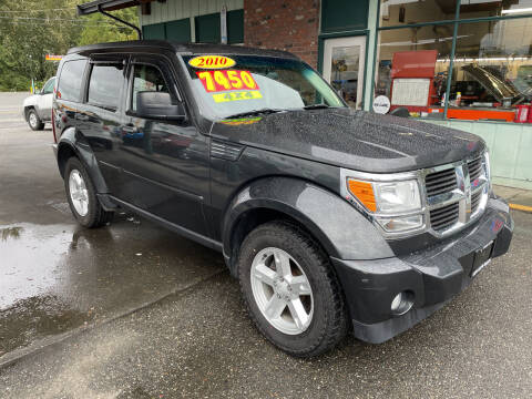 2010 Dodge Nitro for sale at Low Auto Sales in Sedro Woolley WA
